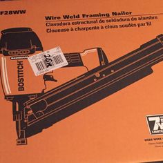 Was finally able to pick up a real framing nailer not that mastercraft crap by cjw_construction