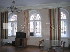 Apartment for rent in Riga, Riga center, 158 m2, 1300.00 EUR