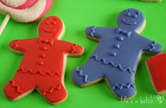 Playing Pieces from Candy Land by navygreen, via Flickr