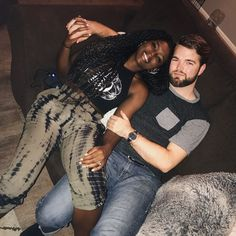 my happy place is beside you😙😙❤️💖 meet local black and white singles on bio site❤️ Black And White Couples, Black Woman White Man, Mixed Couples, Couples In Love, Cute Couples Goals, Couple Goals, Family Goals, Biracial Couples, Cute Relationships