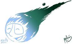 Final Fantasy VII : #FanArtZ : #ClipStudioPaint  #Cintiq #: #finalfantasy #final #fantasy #FFVII #yoshitakaamano #rpg  #illustration #draw #sketch #drawing #art #artistsoninstagram #dailysketch  #cute #adorable #fanart #color  #blue #green  #digital #digitalpainting #digitalart