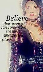 Believe that ... Belle