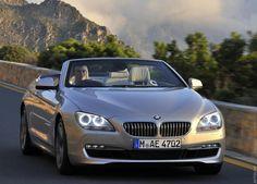 2012 BMW 6 Series Convertible