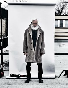 This has nothing to do with the clothes...I just want that grey hair! Does anyone else think grey hair looks amazingly cool?!