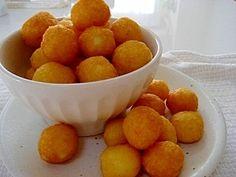 「ぱふぱふ ポテト」卵を入れると外はカリッと中は かる~くフワッっとしたパフパフポテトになります♪【楽天レシピ】