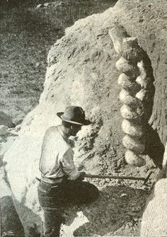"""Devil's Corkscrews"" - Extraordinary Giant Spirals Of Nebraska Rocky Mountains - MessageToEagle.com"
