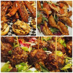 Congrats @janebondbbq on your grand opening tonight! These were some delicious bites! #yyceats #yycfoood #janebondbbq #foodgram #foodpics #foodstagram #instafood #instagood #food52 #f52grams #thefeedfeed #latergram