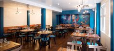 14 Hot Restaurants in Covent Garden and Soho, London