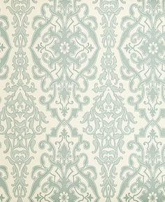 Trellis Ironwork Wallpaper | Nicholas Herbert Ltd Lewis & Wood