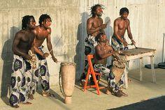 African popular musicians