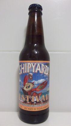 Shipyard Estivale Summer Ale