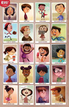 Kids! Poster