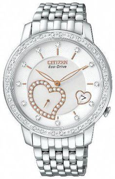 e1c5c118bfb Citizen Women`s Desire Eco-Drive Stainless Steel Desire Watch