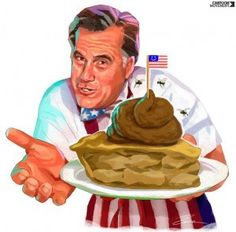 Mitt Romney's Awesome Second Great Depression American Pie