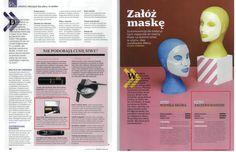 Korektor odrostów Color WOW oraz maska intensywnie regenerująca Dr Bragi wyróżnione w najnowszym Woman`s Health!