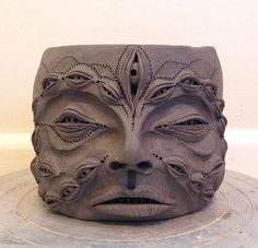 by Amie Luczkowkski Gibson. It's a dream of mine to own a pot from her.