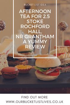 Stoke rochford hall in Lincolnshire. Afternoon tea for two and a little one #eatingout #afternoontea #familyfriendly #travel