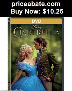 Music-Albums: BRAND NEW Cinderella (DVD 2015) NOW SHIPPING DISNEY - BUY IT NOW ONLY $10.25