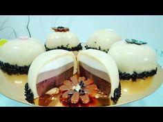 Reteta glazura efect oglinda de caramel - YouTube Caramel, Baking Basics, Fondant, Pudding, Pasta, Cake, Youtube, Desserts, Food