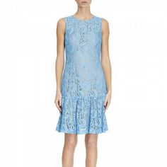 Moschino In Azure Best Wedding Guest Dresses, Couture Dresses, Moschino, Summer Dresses, Clothes, Shopping, Women, Fashion, Haute Couture Dresses