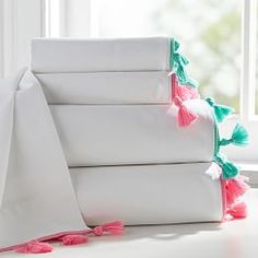 green - Teen Girls Sheets & Sheet Sets | PBteen