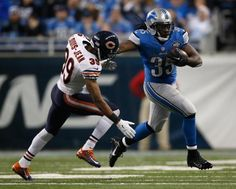 Detroit Lions Beat Chicago Bears 34-17 on Thanksgiving Day - I4U News
