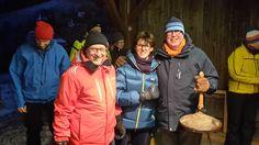 Verstärkung aus Holland: Lionsfreund Frans van Krugten aus Schiedam war zu Besuch bei unseren Lungauer Lionsfreunden Dr. Werner Betzler und Marion Van der Craft. SIe haben ihn gleich mitgebracht!