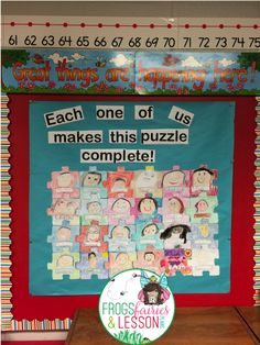 Check out this community building activity that I do the first week of school…