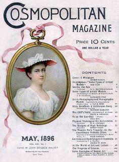 vintage cosmopolitan magazine covers - Google Search