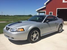 eBay: 1999 Ford Mustang GT, Low mileage, V-8, leather seats, 35th Anniversary, 5 Speed, stored winters #fordmustang #ford
