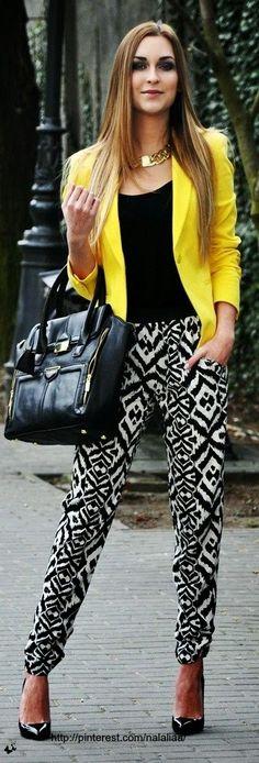 Summer fashion street style