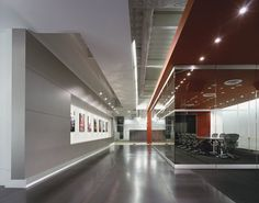 Warner Music Group, Atlantic Records in Los Angeles, CA by HLW Architects