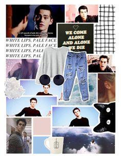 """I just love him soo much ~ Dylan O'Brien ~ Stiles Stilinski ( Teen Wolf )"" by drama-llama1d ❤ liked on Polyvore"