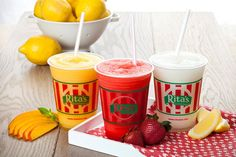 Relax and cool off with our Frozen Drinks! Turn your favorite flavors of our signature Italian Ice into an incredibly amazing, refreshing, custom frozen beverage! You'll want to drink it really fast, but take it slowly. You'll thank us later. #BrainFreeze #ritas #ritasfrozendrink #frozendrink #italianice #ritasicemaplegrove #maplegroveritas