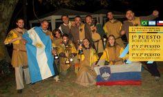 Primer torneo sudamericano avalado por HMB.  1ER PUESTO 5 VS 5 1ER Y 2DO PUESTO TRIATHLON MASCULINO 1ER Y 2DO PUESTO TRIATHLON FEMENINO