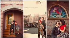 Engagement Spotlight: Crystal + Colin | Magical Day Weddings | A Wedding Atlas Fan Site for Disney Weddings