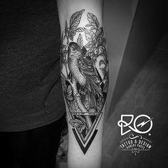 Robert Pavez @ro_tattoo