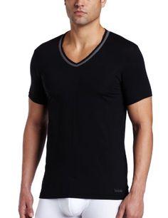 Calvin Klein Men's Micro Modal Essentials V-Neck, « Impulse Clothes