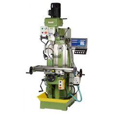Horizontal / Vertical HV Milling Machine