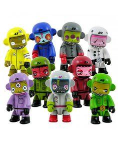 Dalek Spacebot Series 2 (http://www.blindboxes.com/dalek-spacebot-2-blind-box/)