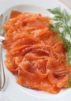 The Galley Gourmet: Home Cured Gravlax