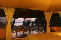 #TanzaniaLuxurySafari can provide some of the most luxurious experiences in the world while still maintaining its traditional allure. http://www.bush2cityadventure.com/