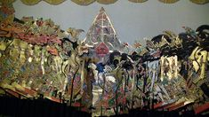 Wayang Kulit From Indonesia ~ Indonesian Culture and Tradition