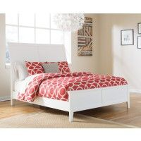 Langlor Cal King Sleigh Bed