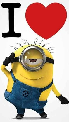 Why are they all boys? Why can't I have a girl minion. I want a girl minion. Amor Minions, Cute Minions, Minions Despicable Me, My Minion, Minions Quotes, Minions Pics, Minion Talk, Minions 2014, Girl Minion