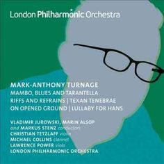 London Philharmonic Orchestra - Turnage: Orchestral Works