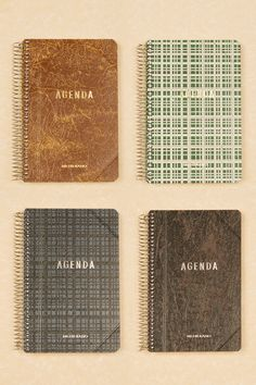 Meridiano Notebooks
