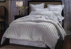 With Love Home Decor - RT European Goose Down Silk Comforter,