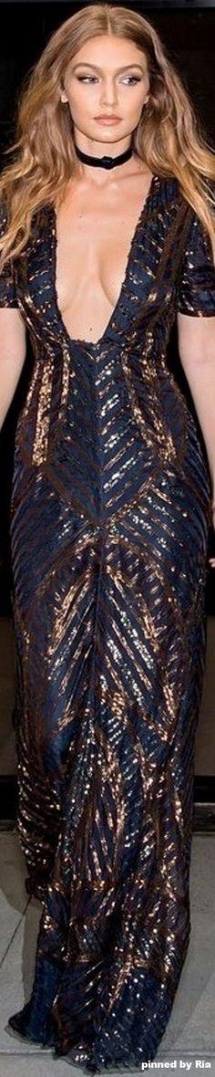 """GiGi Hadid """"It Girl"""" For Vogue Magazine November , 2016 l Ria"""