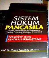 Toko Buku Sang Media : SISTEM HUKUM PANCASILA, Sistem, Sistem Hukum dan P...
